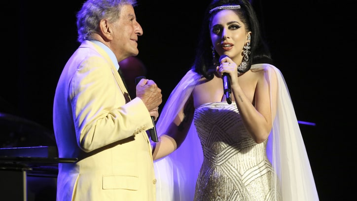 Hear Lady Gaga and Tony Bennett's Latest 'Cheek to Cheek' Love Song