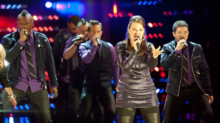 'The Sing-Off' Recap: Final Four Get Serious