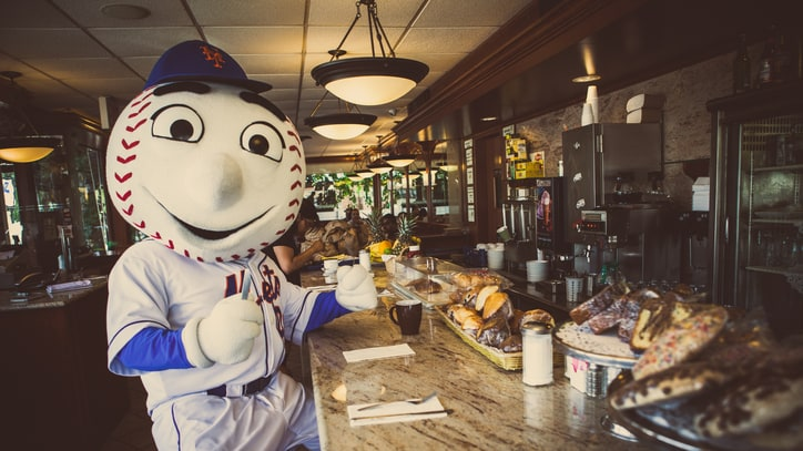 'Don't Touch His Head:' A Day in the Life of Mr. Met