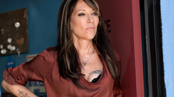 Katey Sagal on Acting and Singing in 'Sons of Anarchy'