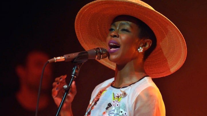 Lauryn Hill Dedicates 'Black Rage' Song to Ferguson