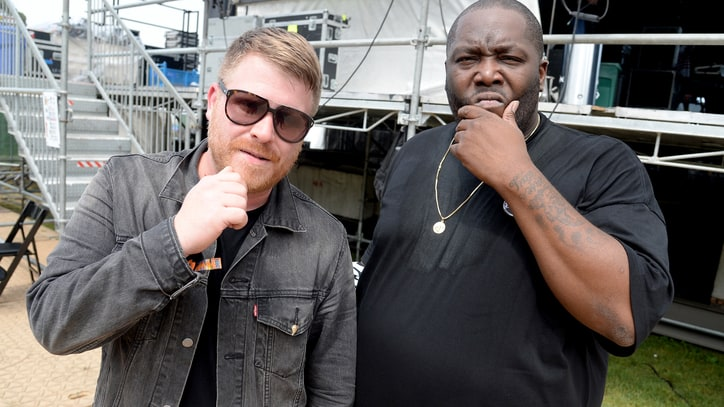 Run the Jewels Enlist Zack de la Rocha, Travis Barker for Star-Studded New Album