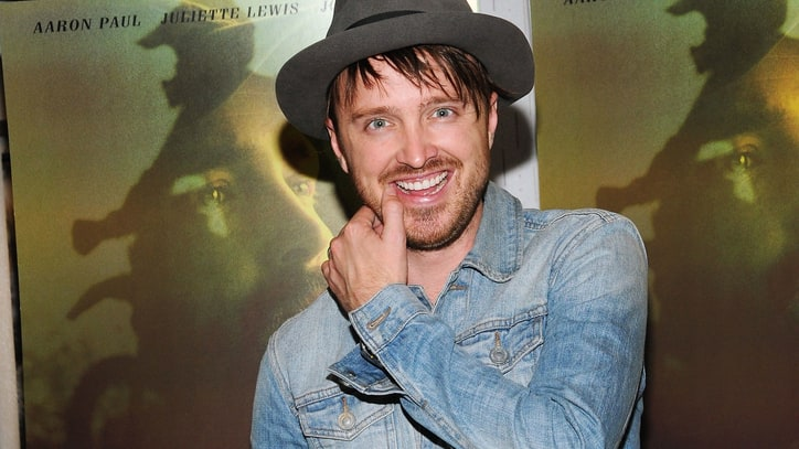 Aaron Paul Plans 'Breaking Bad' Scavenger Hunt Ahead of Emmys