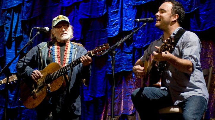 Dave Matthews on Willie Nelson: 'He Really Is Revolutionary'