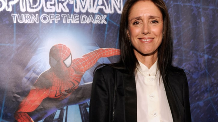 'Spider-Man' Producers Sue Julie Taymor
