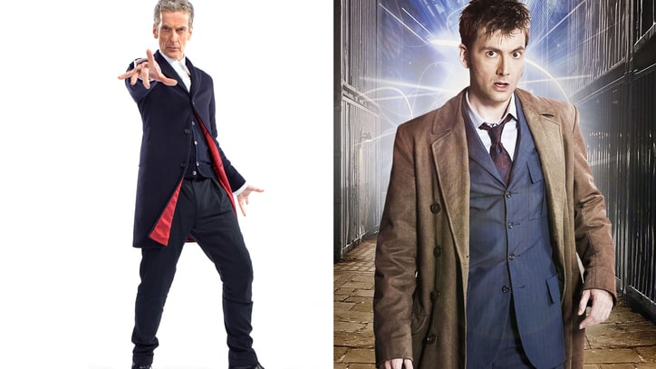 Let's Do the Time Lord Again: 50 Best 'Doctor Who' Moments