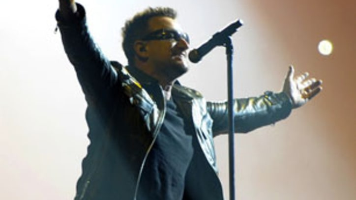 U2 to Break Record For Highest-Grossing Tour of All Time