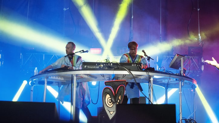 Basement Jaxx Turn Up on Energetic, Hopeful New 'Junto'