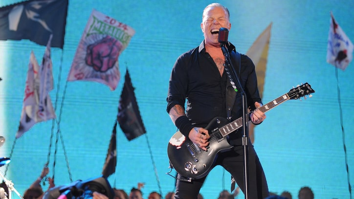 Metallica, Arcade Fire Reps Rip NFL's Pay-for-Play Super Bowl Plan