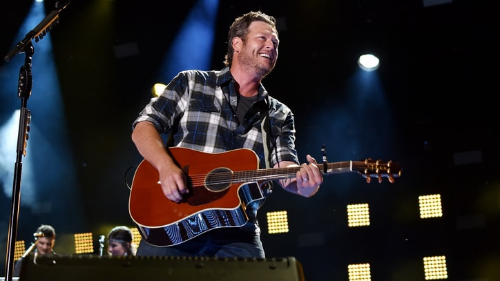 Blake Shelton Talks New Single, Haters and Crossover Hits