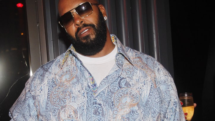 Suge Knight Shot at Kanye West Party