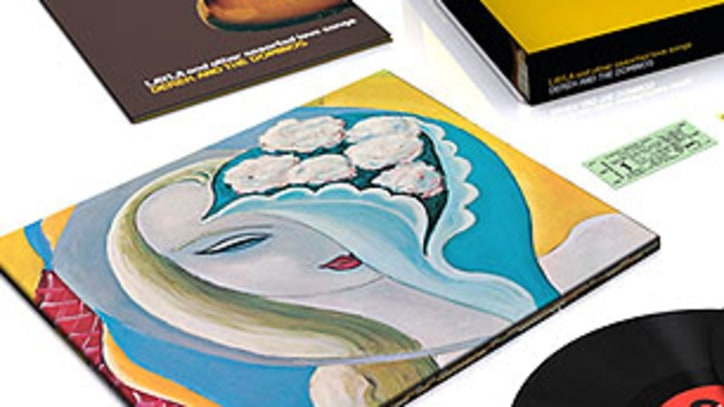Contest: Win the Deluxe Edition of New Derek and the Dominos Box Set