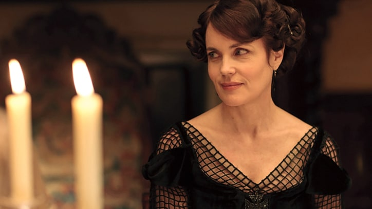 'Downton' Girl: Elizabeth McGovern on America's New National Pastime