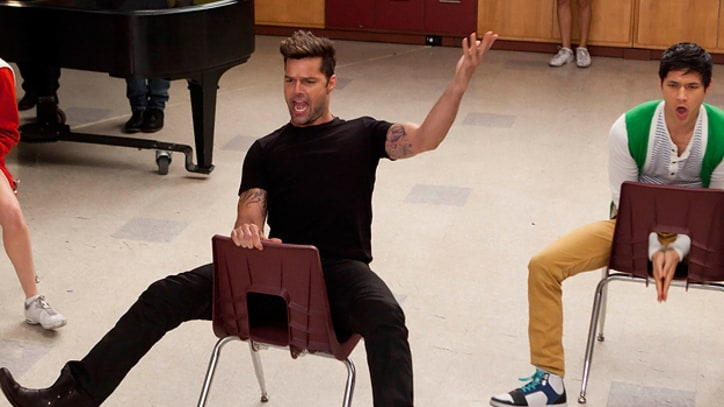 'Glee' Recap: Not as Sexy as You Think