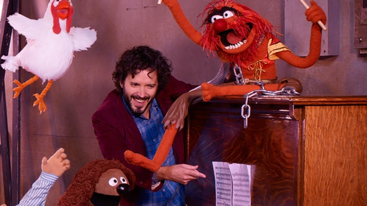 Oscars 2012: Bret McKenzie on His 'Muppets' Oscar Nomination