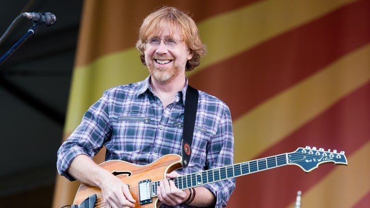 Trey Anastasio Preps 'Challenging and Fun' New Orchestral Music