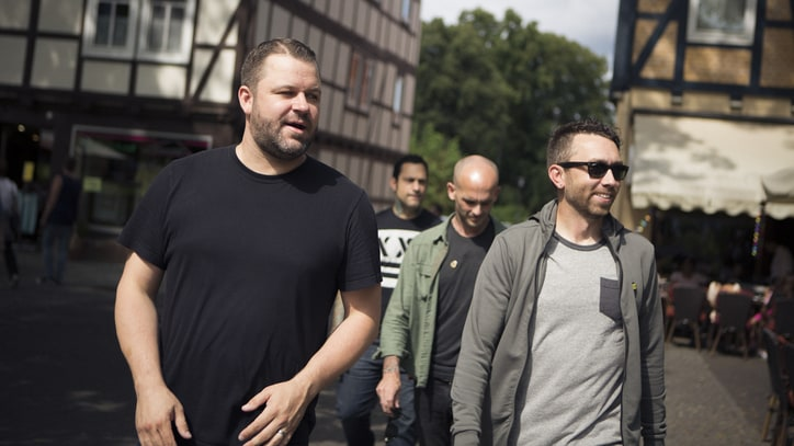 Rise Against Rip Through Germany: Behind-the-Scenes Photos