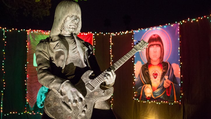 Punk, Metal and Comedy Stars Unite for Johnny Ramone Tribute