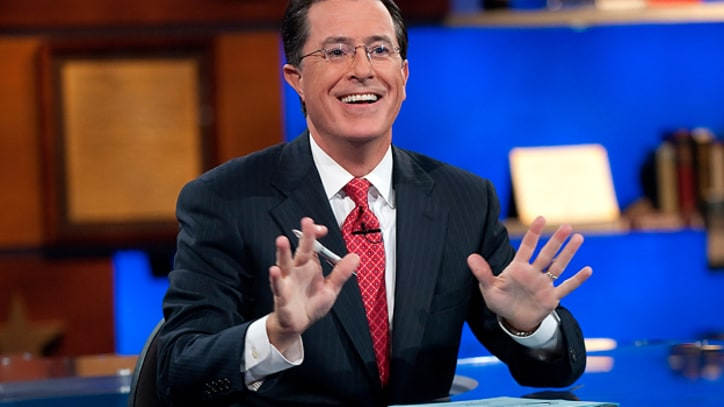 'Colbert Report' Abruptly Suspends Production