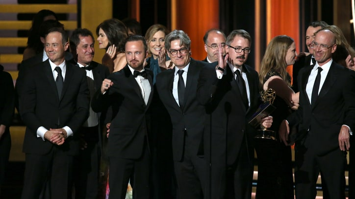 'Breaking Bad' Cleans Up, 'Modern Family' Takes Top Honors at 2014 Emmys
