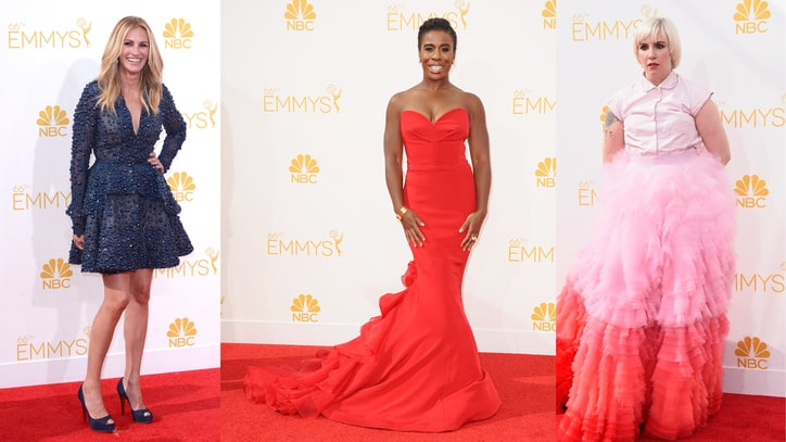 17 Best, Worst and Wildest Looks on the 2014 Emmys Red Carpet