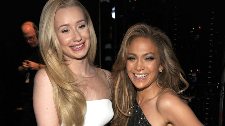 Jennifer Lopez and Iggy Azalea Team for Cheeky 'Booty' Remix