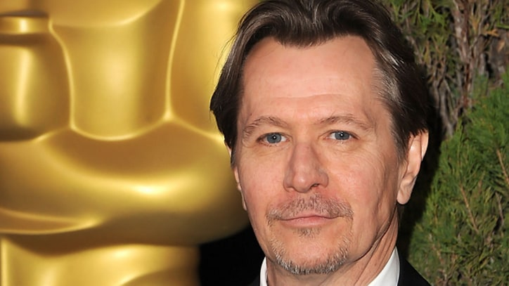 Gary Oldman Dials It Down