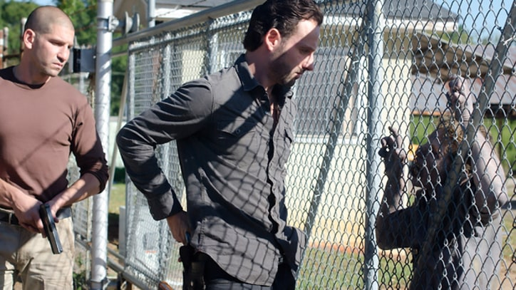 'Walking Dead' Recap: Down at the Department of Public Works