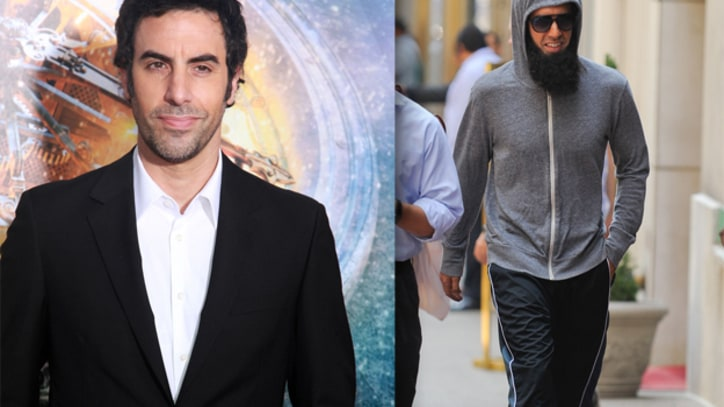Sacha Baron Cohen Will Not Be Banned from Oscars