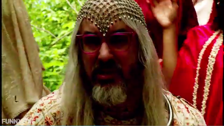 Fred Armisen Crashes a Cult in J Mascis' Hilarious 'Every Morning' Video