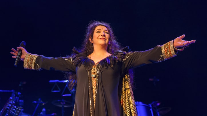 Kate Bush Returns to the Stage in Spectacular Fashion