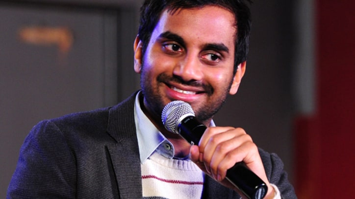 Aziz Ansari Hosts Benefit for LGBT Kids in Los Angeles