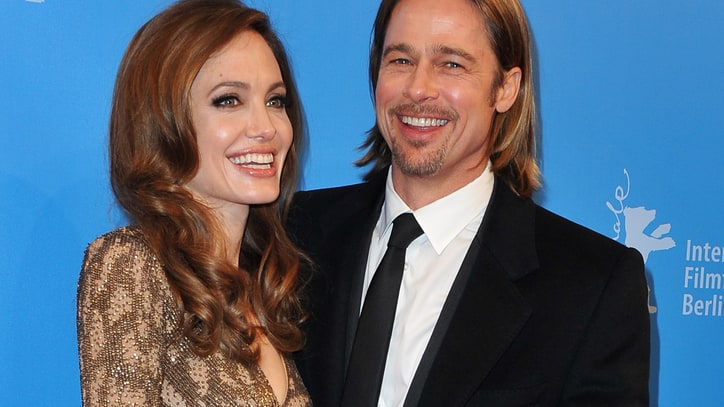 Angelina Jolie and Brad Pitt Marry
