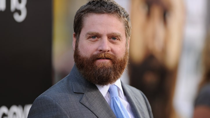 Zach Galifianakis and Louis C.K.'s Clown Comedy Headed to FX