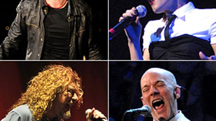 Weekend Rock Question: Who is the Best Lead Singer of All Time?