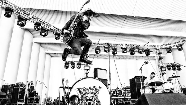 How Reignwolf Became a One-Man Blues-Rock Army