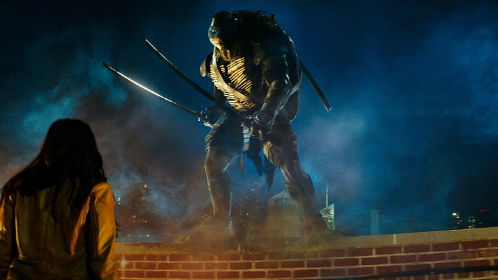 Peter Travers Takes on Ninja Turtles, Stallone and the Worst Movies of August