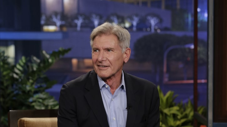 'Star Wars: Episode VII' Resumes Filming as Harrison Ford's Leg Heals