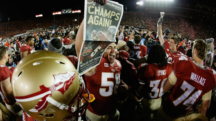 The View From the Top: Life is Good Once Again at Florida State