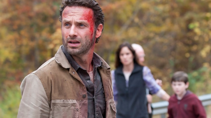 'Walking Dead' Season Finale Recap: Farewell to the Farm