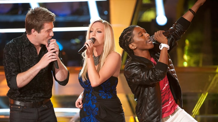 'The Voice' Recap: Let's Keep On Rocking