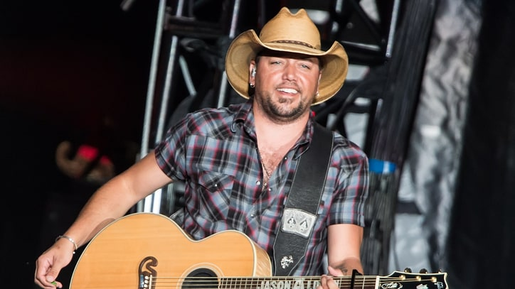 Jason Aldean Looks Beyond Country Music on New Album