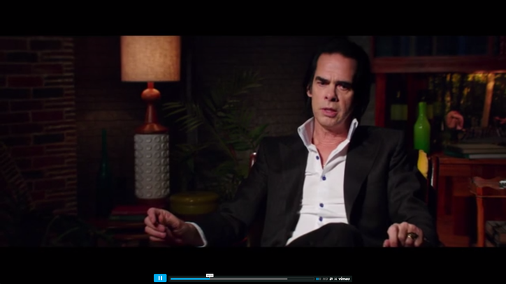 Nick Cave Ponders Religion, Drug Addiction in Exclusive Doc Clip