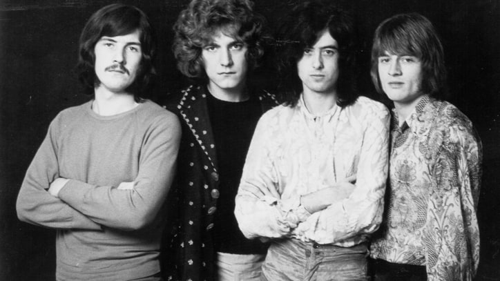 Hear an Unreleased Recording of Led Zeppelin's 'Black Dog'