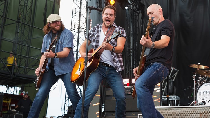 Eli Young Band View CMA Nomination as Validation for Texas Artists