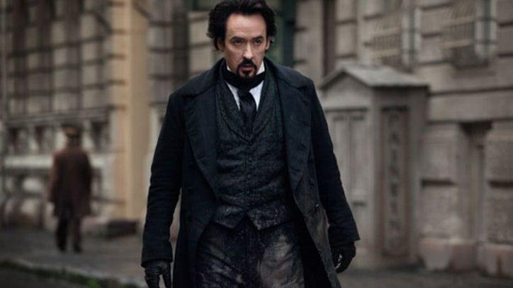 John Cusack on Channeling Edgar Allan Poe in 'The Raven'