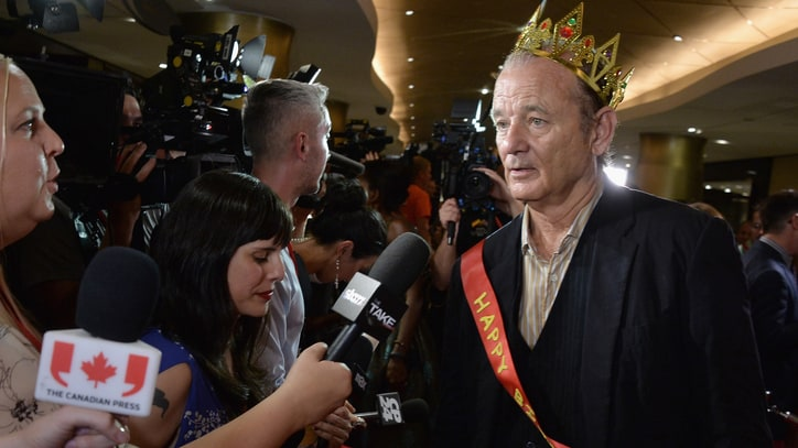 'Bill Murray Day' Celebrated at the Toronto International Film Festival