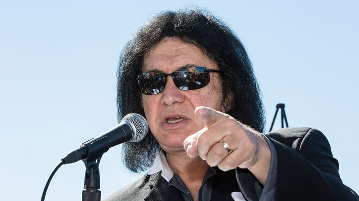 Gene Simmons: 'Rock Is Finally Dead. It Was Murdered'