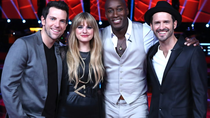 Jermaine Paul Wins Season Two of 'The Voice'