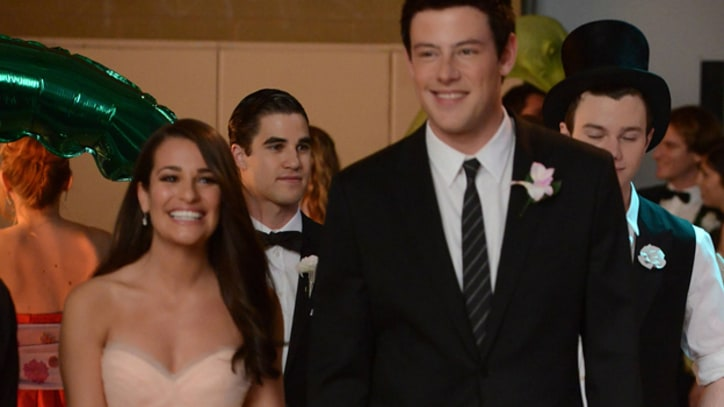 'Glee' Recap: You're Insecure, Don't Know What For